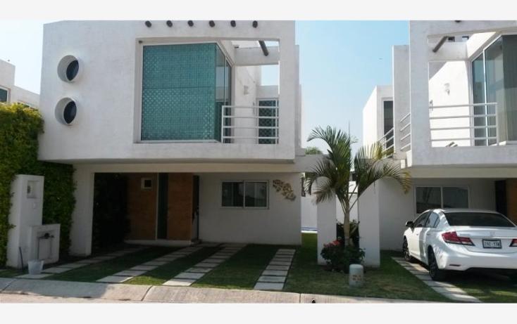 Foto de casa en venta en  , tierra larga, cuautla, morelos, 1606978 No. 01
