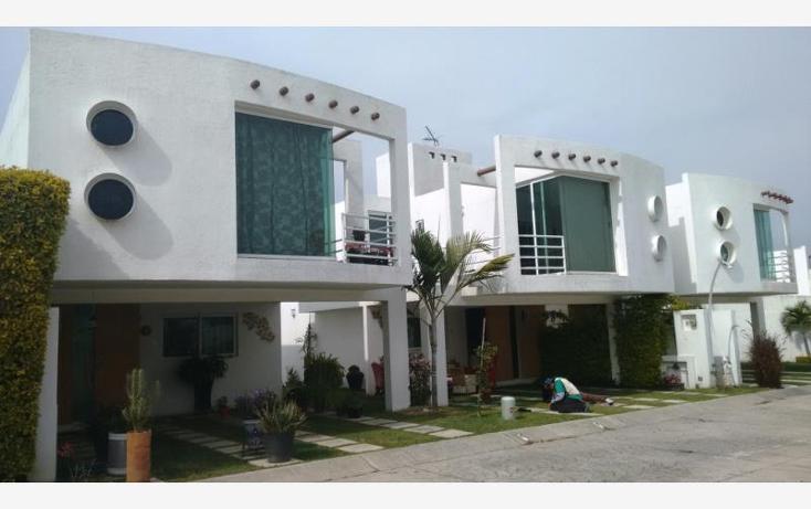 Foto de casa en venta en  , tierra larga, cuautla, morelos, 1683782 No. 01