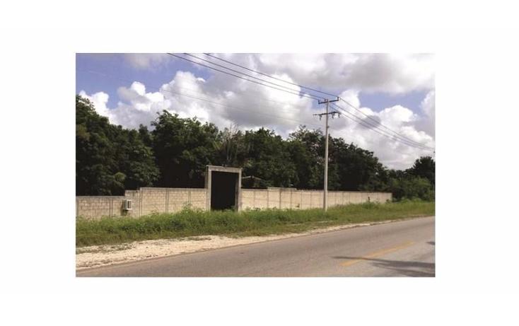 Foto de terreno habitacional en venta en  , tierra maya, benito juárez, quintana roo, 1113799 No. 04