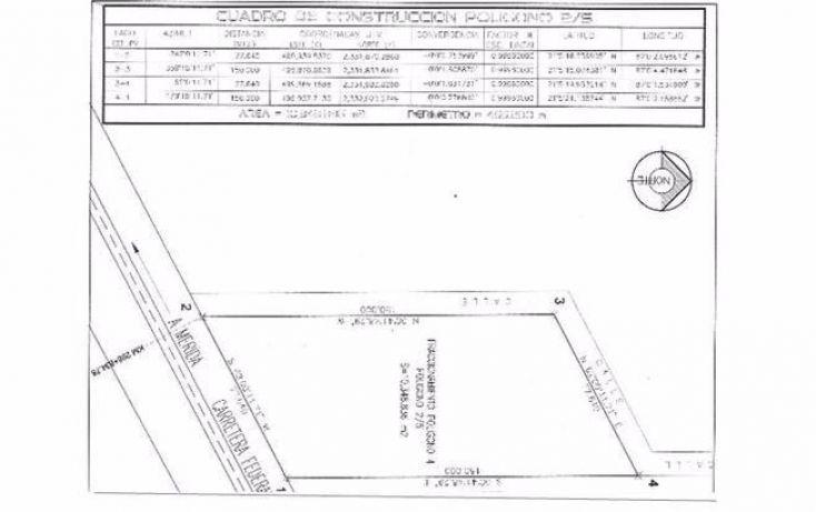 Foto de terreno habitacional en venta en, tierra maya, benito juárez, quintana roo, 1113799 no 05