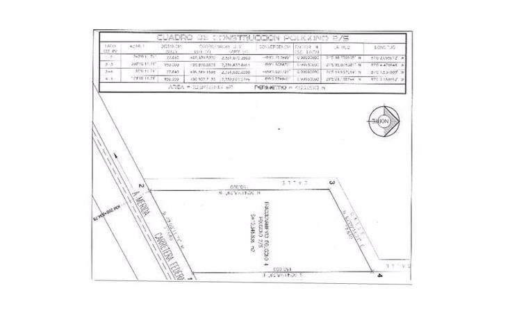 Foto de terreno habitacional en venta en  , tierra maya, benito juárez, quintana roo, 1113799 No. 05
