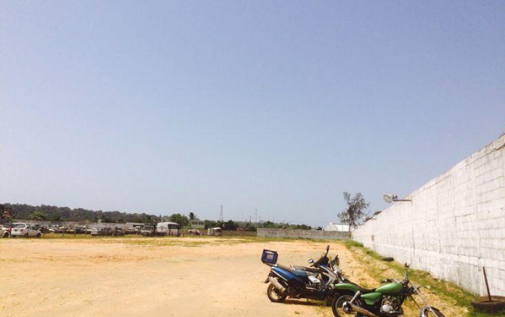 Foto de terreno comercial en renta en, tierra nueva, coatzacoalcos, veracruz, 1062747 no 07