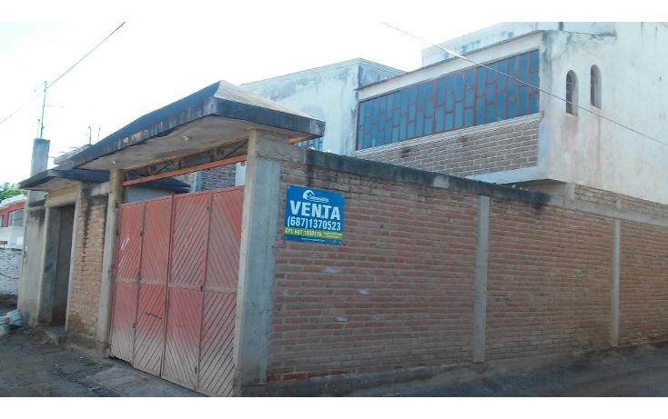 Foto de casa en venta en  , tierra y libertad, guasave, sinaloa, 1518417 No. 01