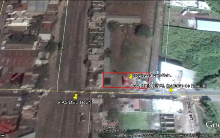 Foto de terreno habitacional en venta en, tierra y libertad, tepic, nayarit, 1761710 no 03