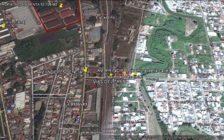 Foto de terreno habitacional en venta en, tierra y libertad, tepic, nayarit, 1761710 no 04
