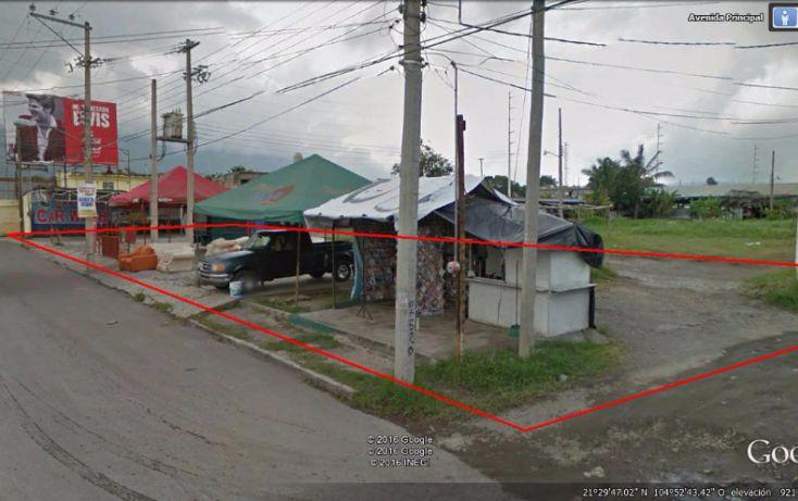 Foto de terreno habitacional en venta en, tierra y libertad, tepic, nayarit, 1761710 no 05