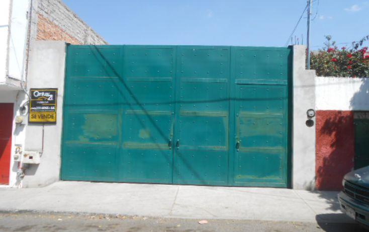 Foto de bodega en venta en tierras y aguas 73 a, casa blanca, san juan del río, querétaro, 1702572 no 01