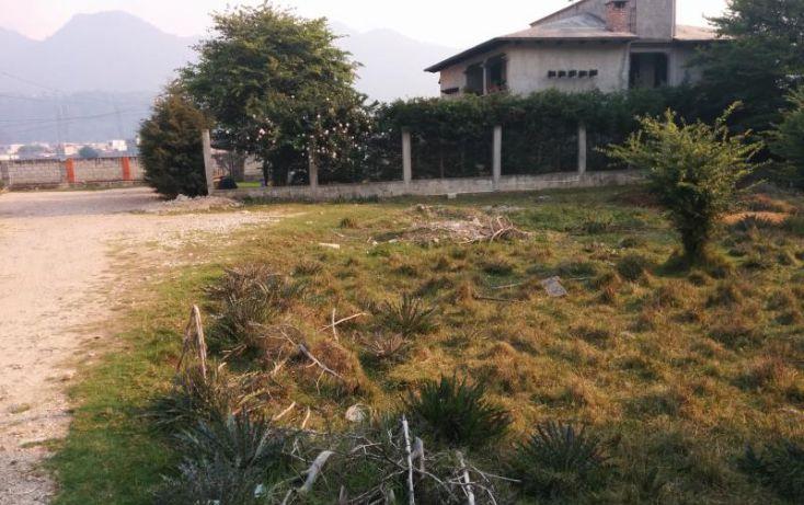 Foto de terreno habitacional en venta en tikal 10, kaltic, san cristóbal de las casas, chiapas, 1823542 no 09