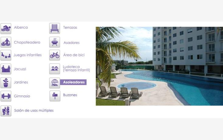 Foto de departamento en renta en tikal torre, zona hotelera, benito juárez, quintana roo, 820829 No. 13