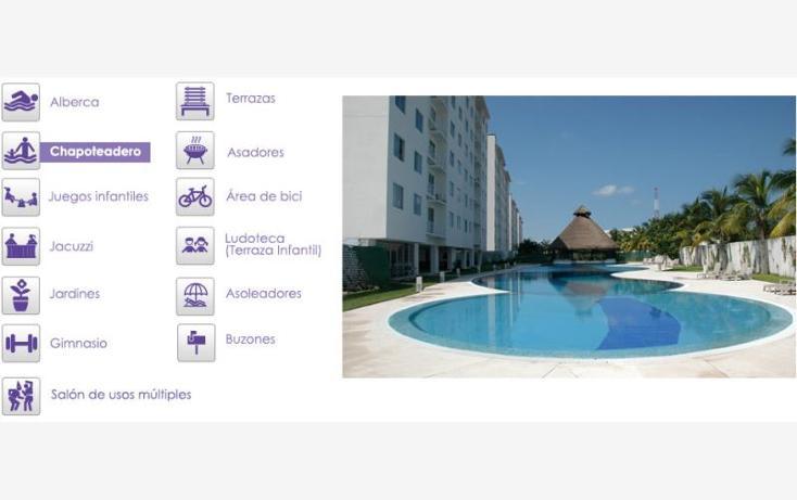 Foto de departamento en renta en tikal torre, zona hotelera, benito juárez, quintana roo, 820829 No. 19