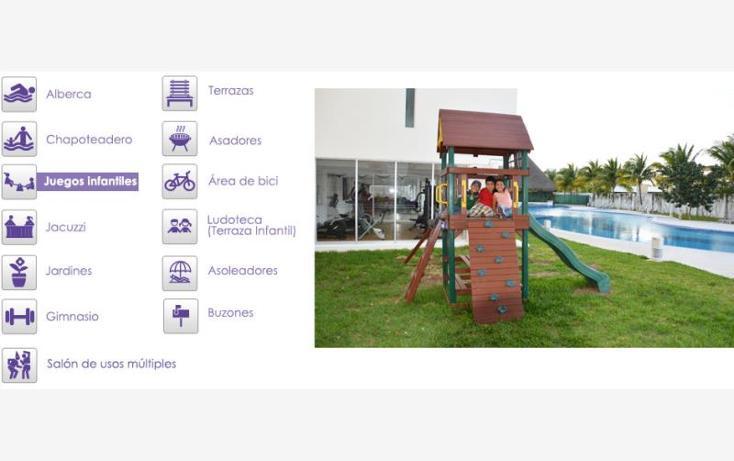 Foto de departamento en renta en tikal torre, zona hotelera, benito juárez, quintana roo, 820829 No. 21