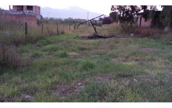 Foto de terreno habitacional en venta en  , tinijaro, morelia, michoac?n de ocampo, 1427601 No. 02
