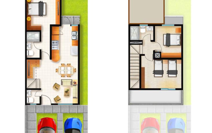 Foto de casa en venta en  , tiradores, chihuahua, chihuahua, 1067351 No. 02