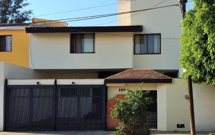 Foto de casa en venta en  , residencial patria, zapopan, jalisco, 1828479 No. 01