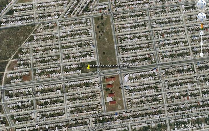 Foto de terreno habitacional en venta en  , tixcacal opichen, m?rida, yucat?n, 1278383 No. 02