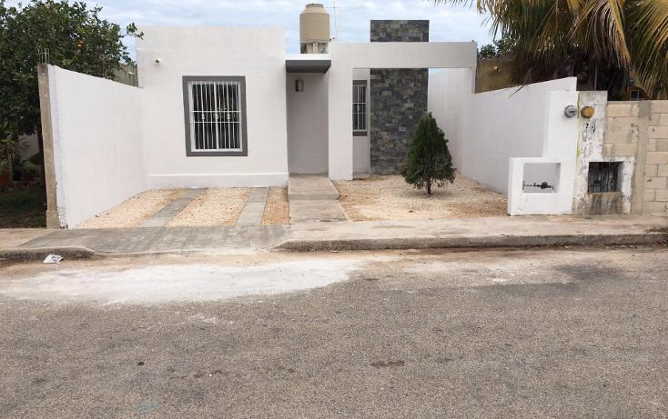 Foto de casa en venta en  , tixcacal opichen, mérida, yucatán, 1633604 No. 01