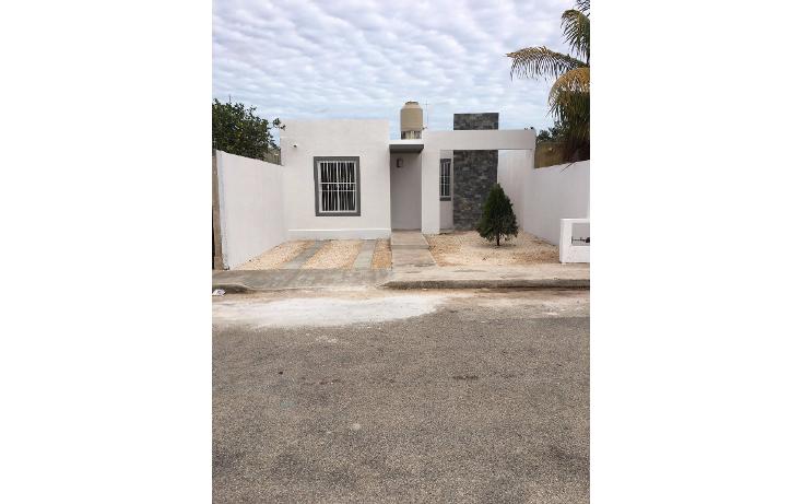 Foto de casa en venta en  , tixcacal opichen, mérida, yucatán, 1633604 No. 02