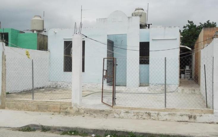 Foto de casa en venta en  , tixcacal opichen, m?rida, yucat?n, 1949186 No. 01