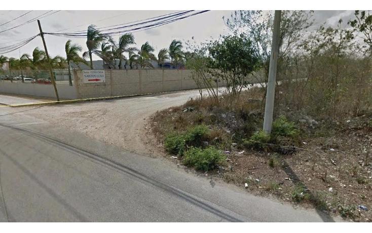 Foto de terreno comercial en venta en  , tixcacal opichen, m?rida, yucat?n, 2015404 No. 07