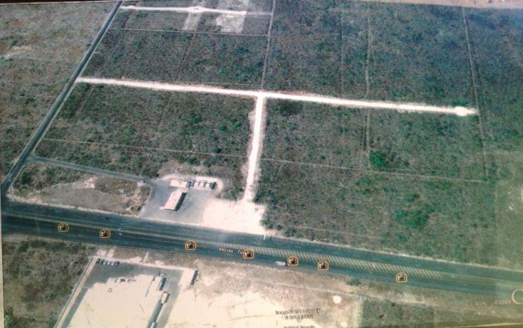 Foto de terreno habitacional en venta en, tixkuncheil, baca, yucatán, 1184905 no 01