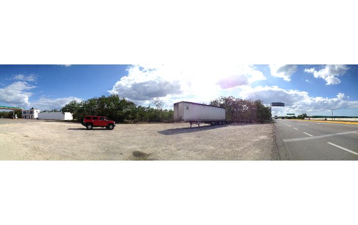 Foto de terreno habitacional en venta en  , tixkuncheil, baca, yucat?n, 1184905 No. 03