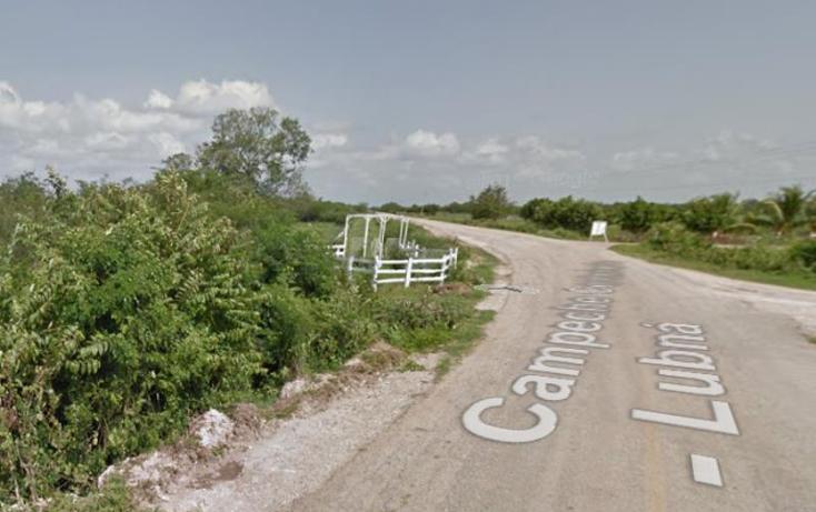 Foto de terreno habitacional en venta en  , tixmucuy, campeche, campeche, 1593838 No. 06