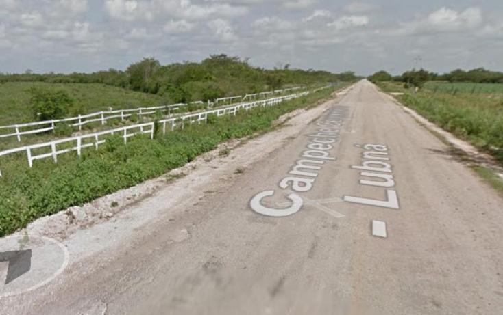 Foto de terreno habitacional en venta en  , tixmucuy, campeche, campeche, 1593838 No. 07