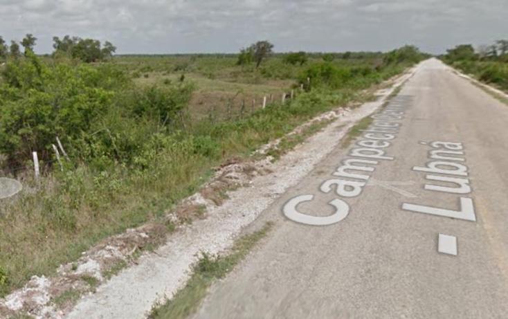Foto de terreno habitacional en venta en  , tixmucuy, campeche, campeche, 1593838 No. 08