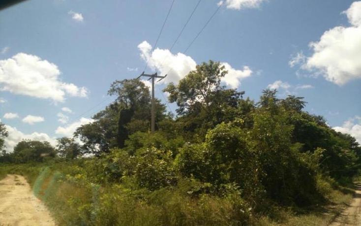 Foto de terreno habitacional en venta en  , tixmucuy, campeche, campeche, 1593838 No. 12