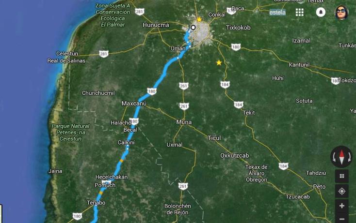 Foto de terreno habitacional en venta en, tixmucuy, campeche, campeche, 1719580 no 10