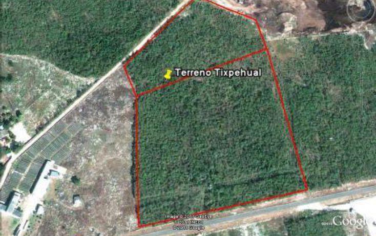 Foto de terreno comercial en renta en, tixpehual, tixpéhual, yucatán, 1098355 no 01