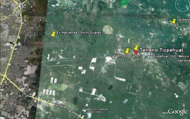 Foto de terreno comercial en renta en, tixpehual, tixpéhual, yucatán, 1098355 no 03