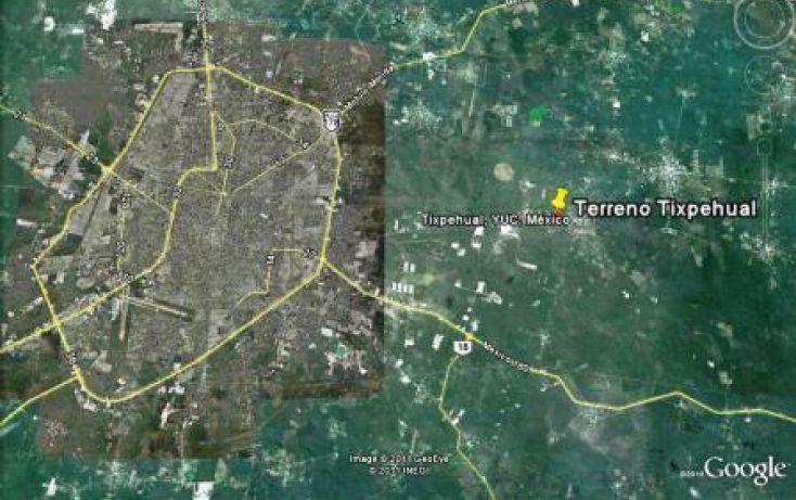 Foto de terreno comercial en renta en, tixpehual, tixpéhual, yucatán, 1098355 no 04