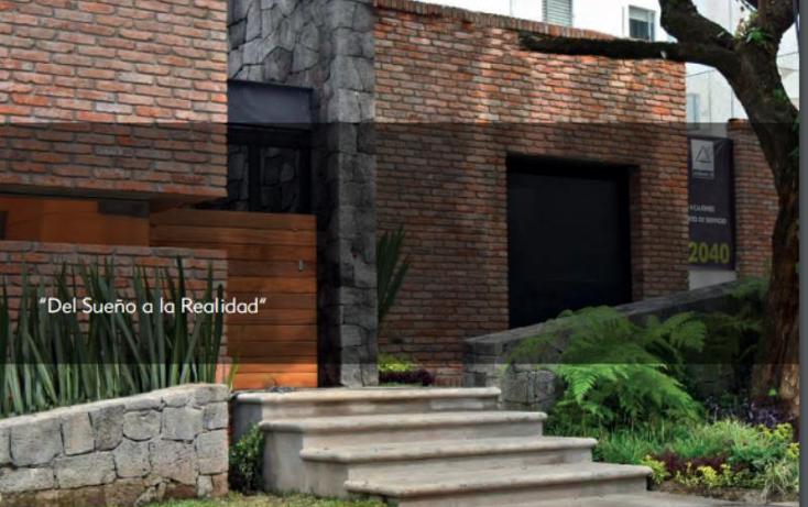 Foto de casa en venta en  , tizapan, álvaro obregón, distrito federal, 1155529 No. 08