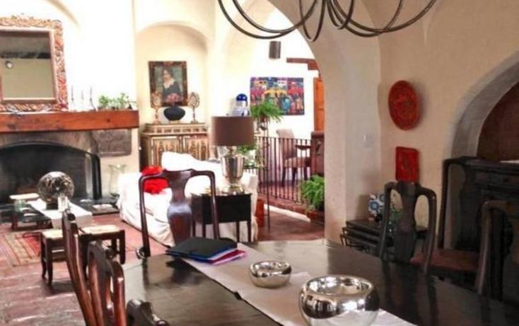 Foto de casa en venta en  , tizapan, álvaro obregón, distrito federal, 1255193 No. 04