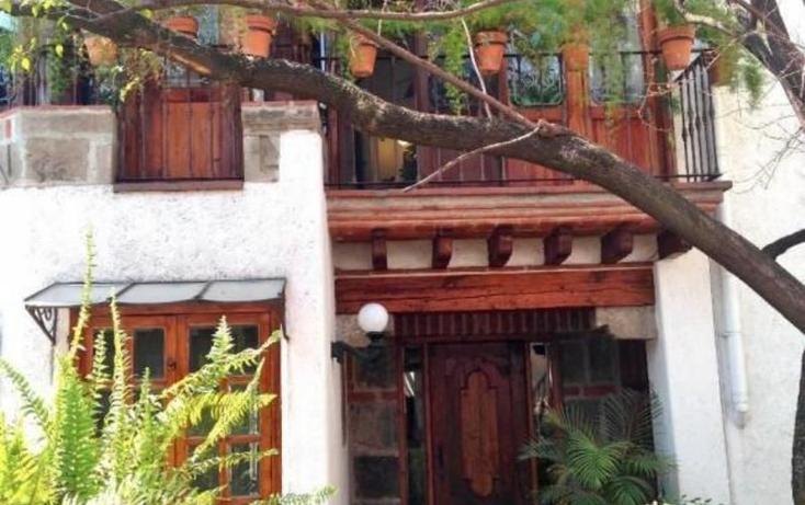 Foto de casa en venta en  , tizapan, álvaro obregón, distrito federal, 1255193 No. 10