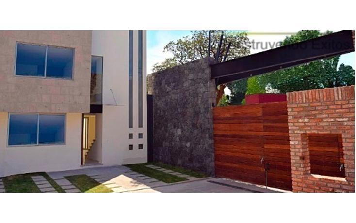 Foto de casa en venta en  , tizapan, álvaro obregón, distrito federal, 1972056 No. 01