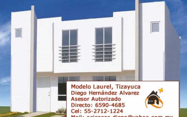 Foto de casa en venta en tizayuca 0, nuevo tizayuca, tizayuca, hidalgo, 1933258 No. 02