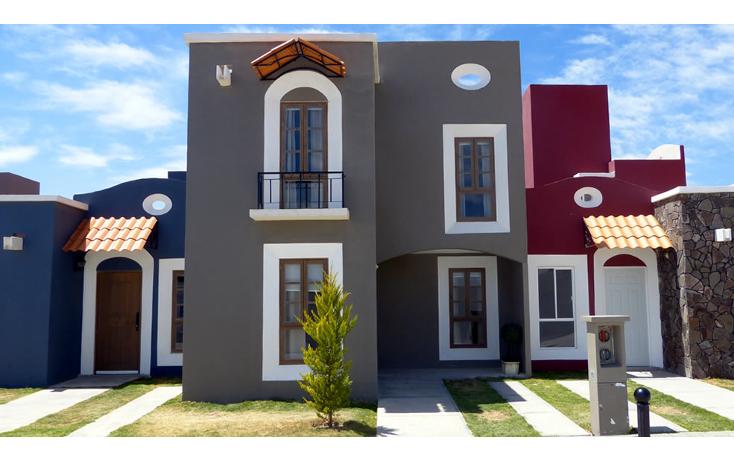 Foto de casa en venta en  , tizayuca centro, tizayuca, hidalgo, 1196267 No. 01