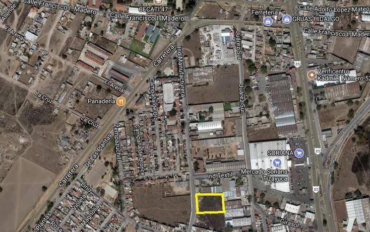 Foto de terreno habitacional en venta en, tizayuca centro, tizayuca, hidalgo, 1280743 no 01