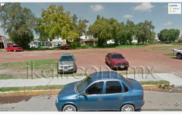 Foto de terreno habitacional en renta en  , tizayuca centro, tizayuca, hidalgo, 1646686 No. 01