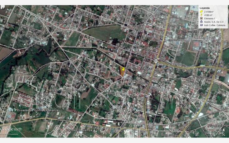 Foto de terreno habitacional en renta en  , tizayuca centro, tizayuca, hidalgo, 1646686 No. 03