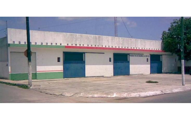 Foto de bodega en renta en  , tizimin centro, tizimín, yucatán, 1202877 No. 01
