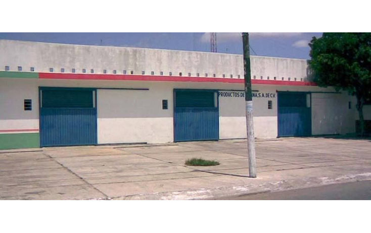 Foto de bodega en renta en  , tizimin centro, tizimín, yucatán, 1202877 No. 03