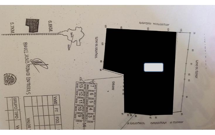Foto de terreno habitacional en venta en  , tizimin centro, tizim?n, yucat?n, 1291993 No. 01