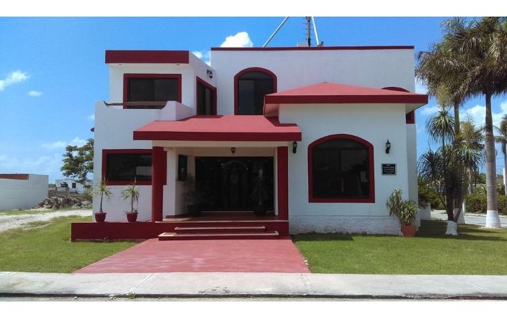 Foto de casa en venta en  , tizimin centro, tizim?n, yucat?n, 1579158 No. 01