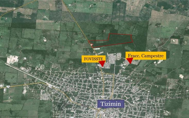 Foto de terreno habitacional en venta en, tizimin centro, tizimín, yucatán, 1719264 no 01