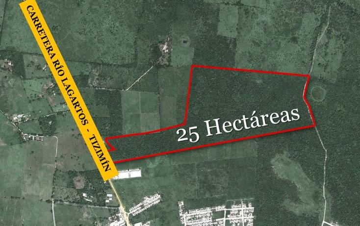 Foto de terreno habitacional en venta en, tizimin centro, tizimín, yucatán, 1719264 no 03