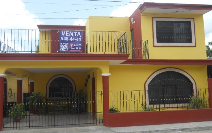 Foto de casa en venta en  , tizimin centro, tizimín, yucatán, 1850922 No. 01