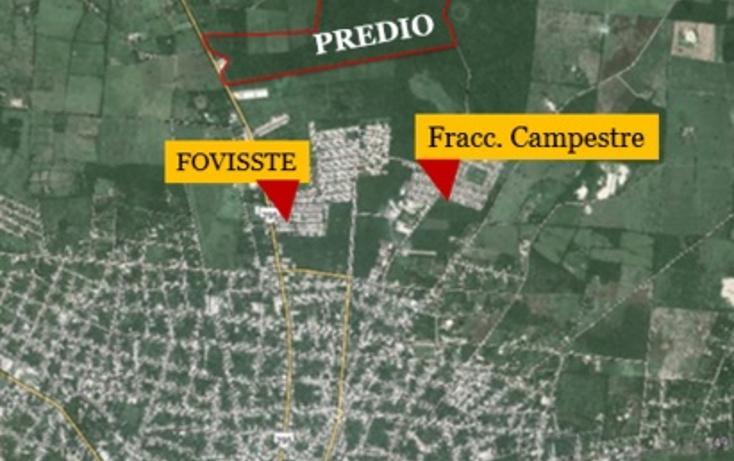 Foto de terreno habitacional en venta en  , tizimin centro, tizimín, yucatán, 2642726 No. 01